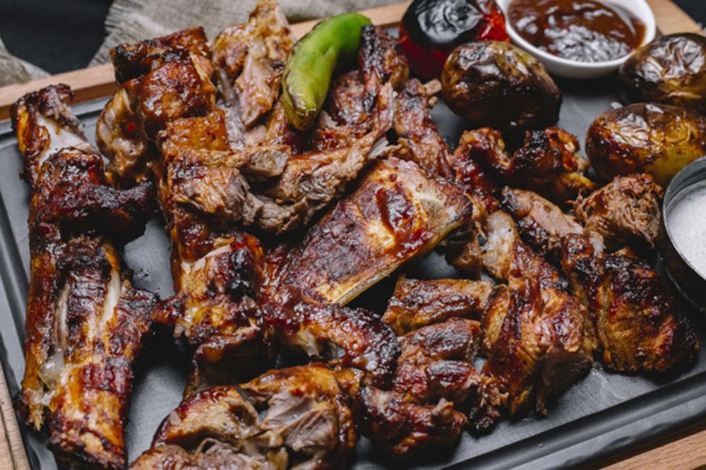 Spéciale cuisson au Barbecue